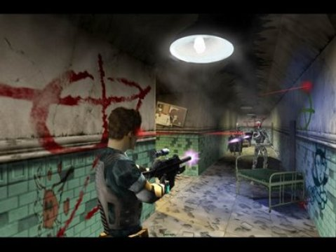 Terminator 3 Rise Of The Machines PC Game Free Download