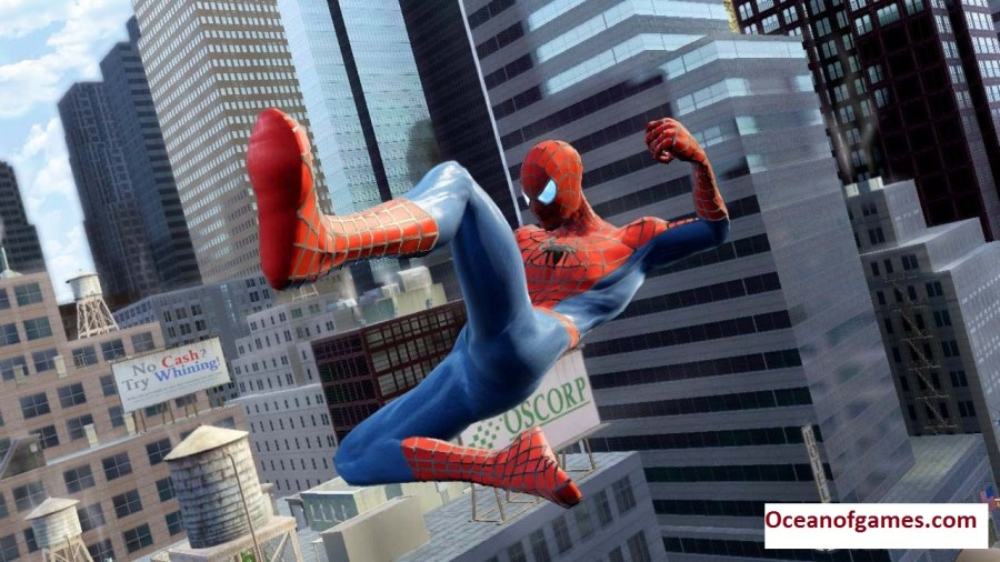 Spider Man 3 Fee Download   Ocean Of Games Spider Man 3 download Setup