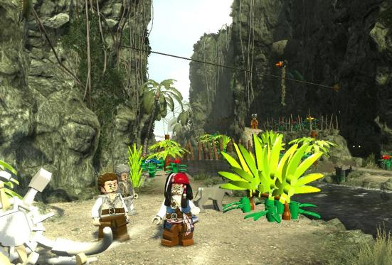 Lego Pirates Of The Caribbean download free