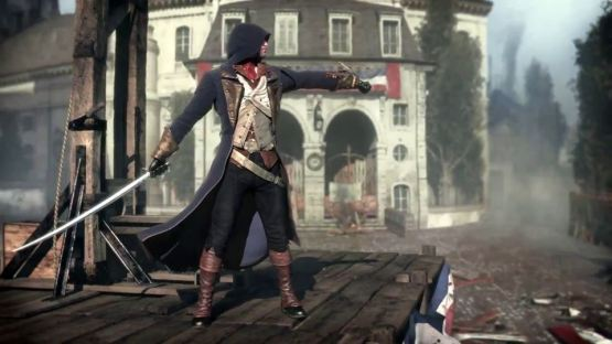 Free Download Assassins Creed Unity 2014 PC Game