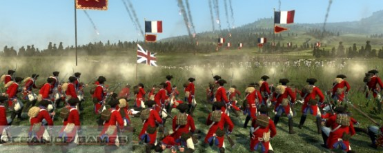 Empire Total War Features