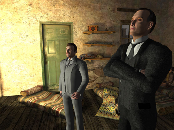 Sherlock Holmes The Awakened Remastered Free Download