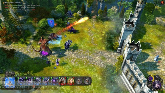 Might & Magic Heroes VI Shades of Darkness Setup Free Download