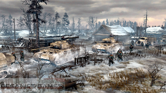 Company of Heroes 2 Ardennes Assault Setup Free Download