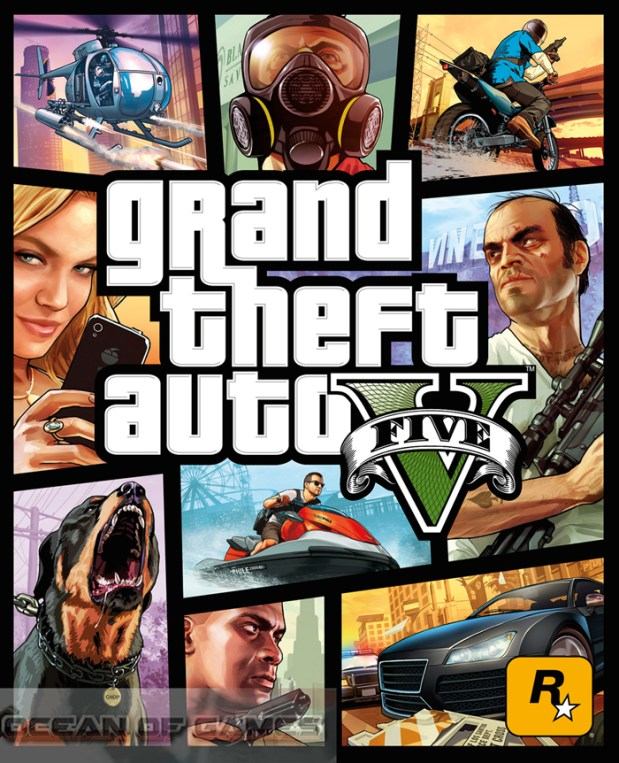 Image result for GTA 5 Torrent: GTA V Torrent Reloaded PC Game Free Download