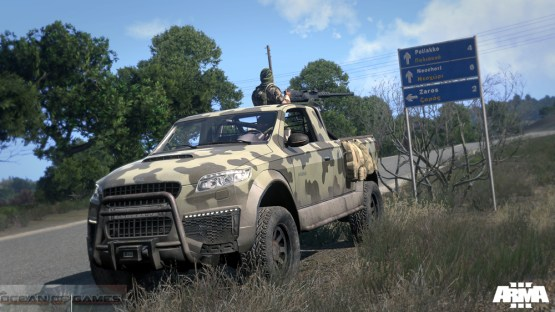Arma 3 Complete Campaign Edition Features