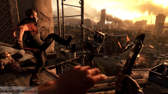 Dying Light The Bozak Horde Features