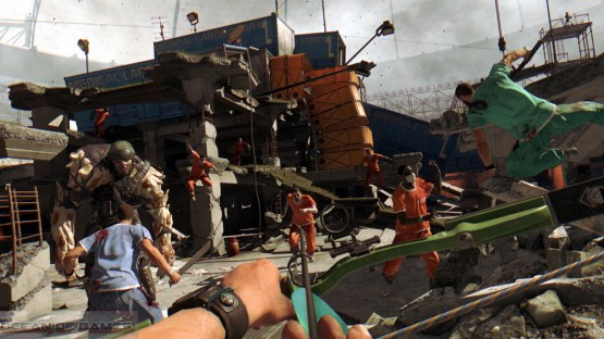 Dying Light The Bozak Horde Setup Free Download