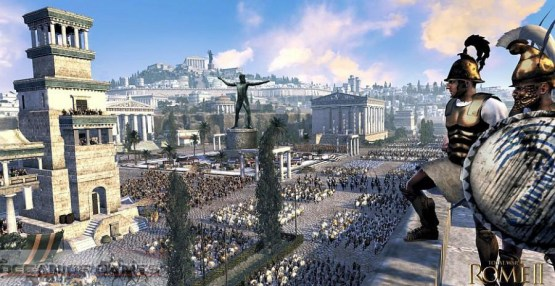 Total War Rome II Emperor Edition Features