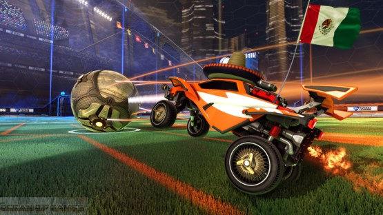 Rocket League Download For Free