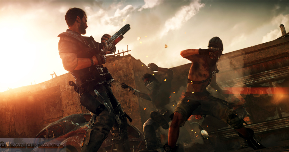 Mad Max PC Game Features