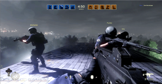 Tom Clancys Rainbow Six Siege Setup Free Download