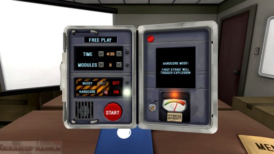 Keep Talking and Nobody Explodes Features