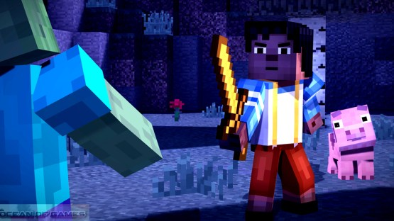 Minecraft Story Mode Episode 1 Download For Free