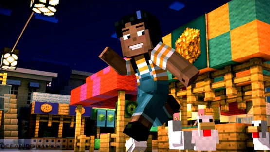 Minecraft Story Mode Episode 1 Setup Download For Free