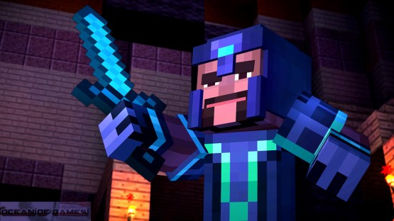 Minecraft Story Mode Episode 1 Setup Free Download