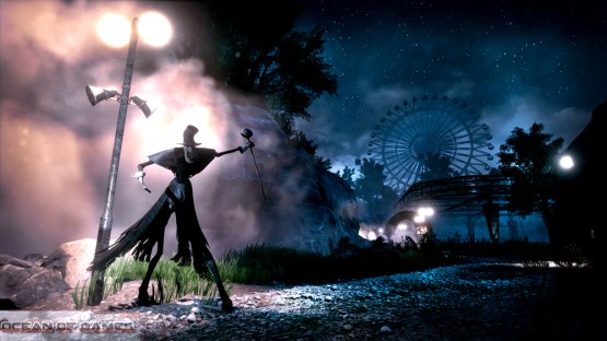 The Park PC Game Setup Download For Free