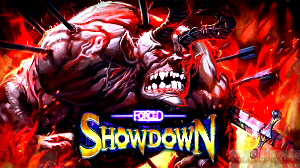 Forced Showdown Free Download Ocean Of Games