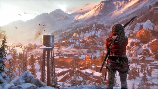 Rise Of The Tomb Raider Features