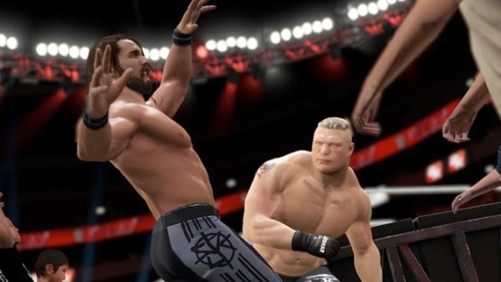 WWE 2K17 Free