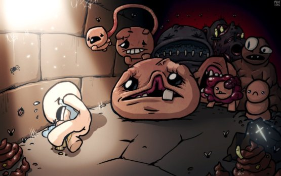 The Binding of Isaac Afterbirth Plus Features
