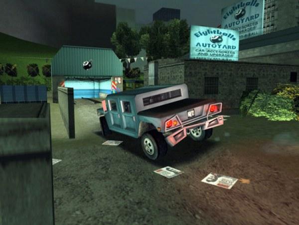 GTA 3 PC Game Setup Free Download