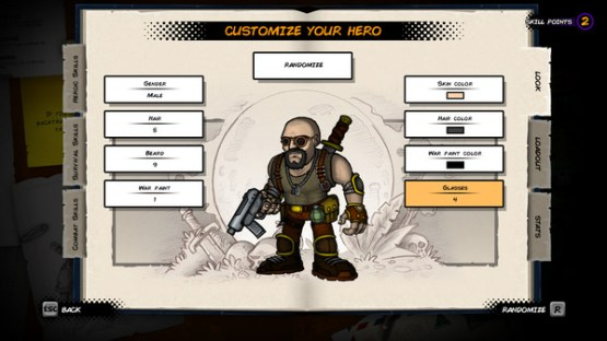 The Badass Hero Free Download