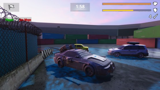 Strike Cars Free Download