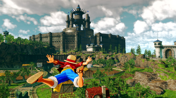 ONE PIECE World Seeker Free Download