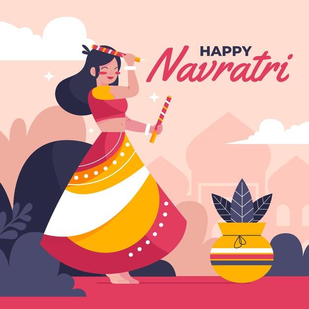 100+ Happy Navratri Images 2020