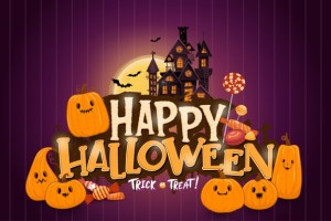 halloween trick or treat images