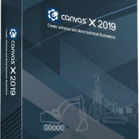 Canvas X 20.0 Build 440 (x64) WIth Crack