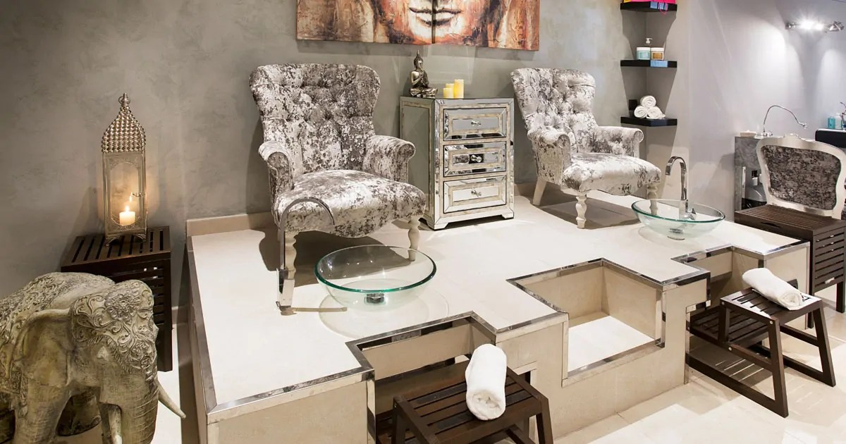 Beauty Salon El Oceano Find Us On Mijas Costa