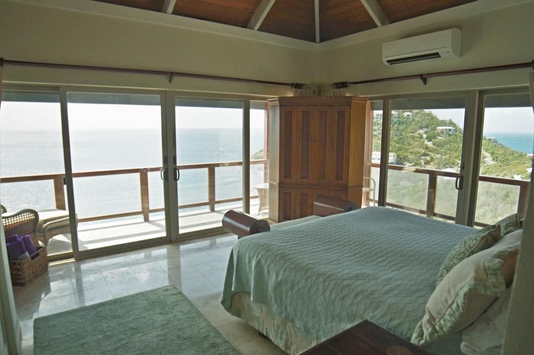 Seaview Bedroom View