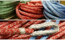 New Halyards from Ocean Rope