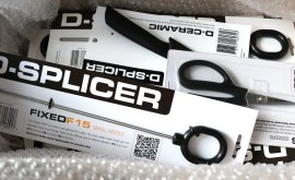 D-Splicer Stock Arrives at Ocean Rope