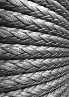 Large Diameter HMPE Rope