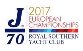 J70 European Championships 2017