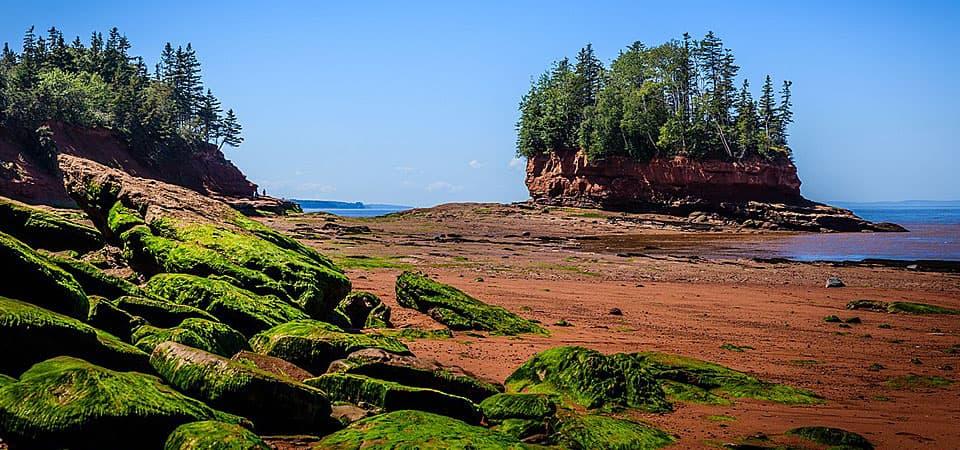 Fundy Highest Bay Tides