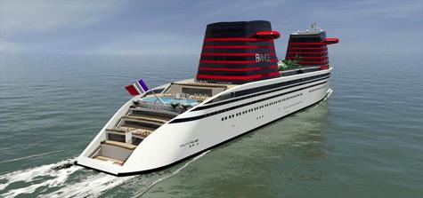 France Cruising Liner