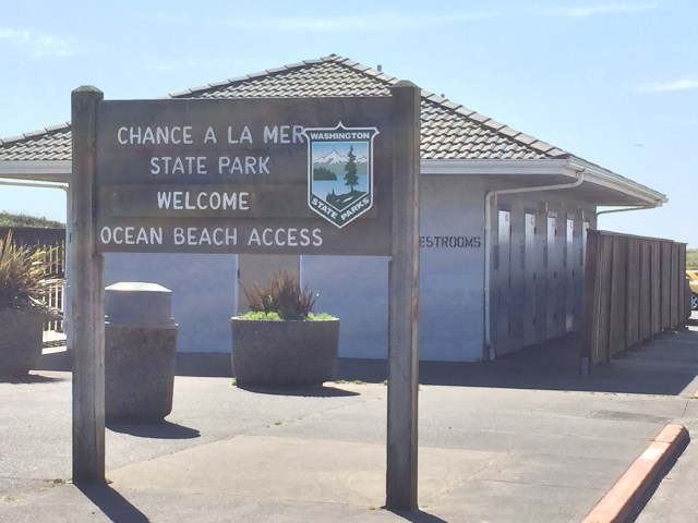 WELCOME TO THE STATE PARK