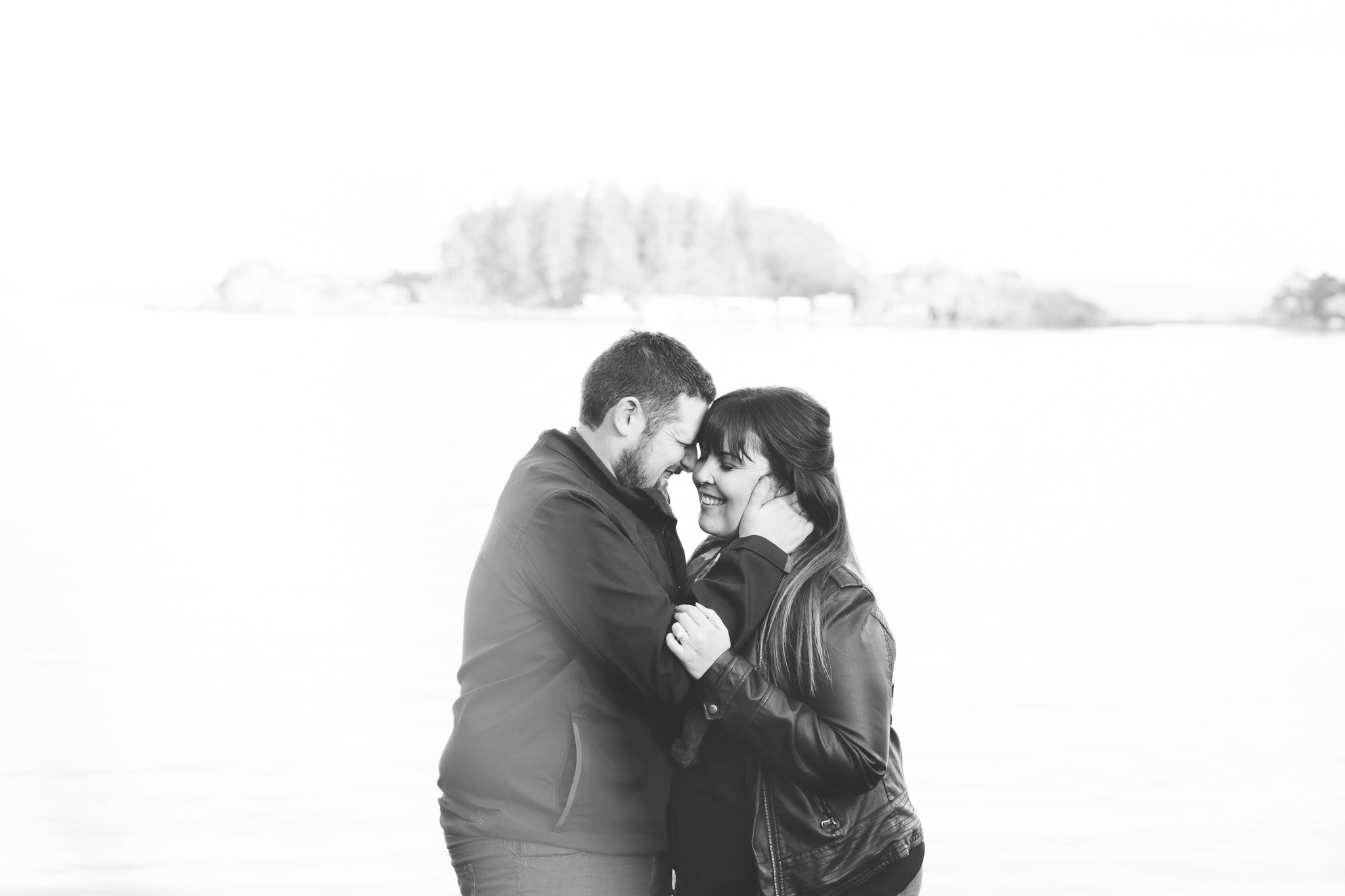Neck Point engagement session