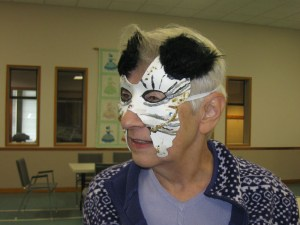 Art Therapy Masks