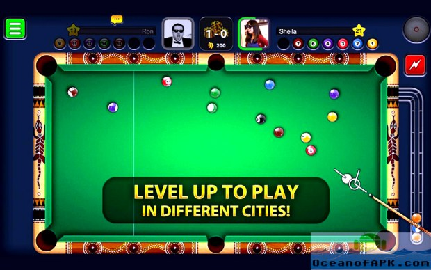 8 Ball Pool Mod With Autowin APK