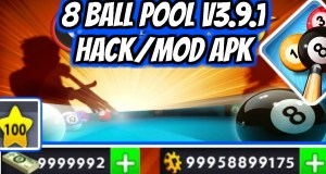 8 Ball Pool v3.9.1 Mod