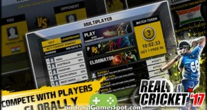 Real Cricket 17 v2.6.9 APK+Data MOD[!Unlimited Coins]