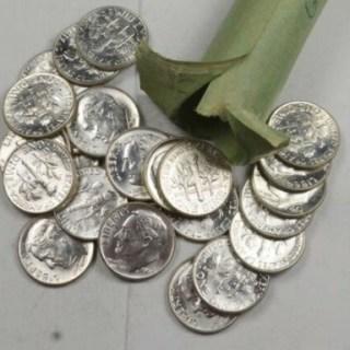 Silver Dimes Lots