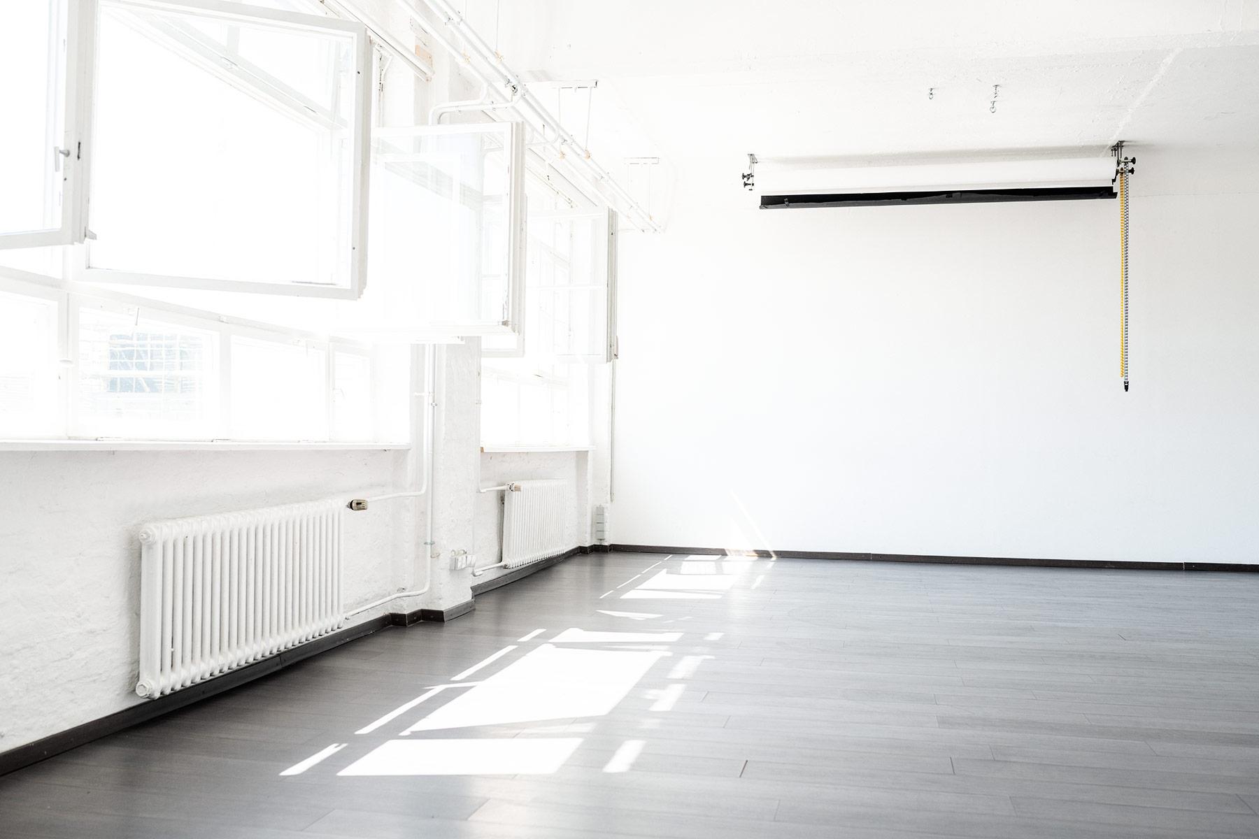 Tageslicht Studio für Fotografen mieten