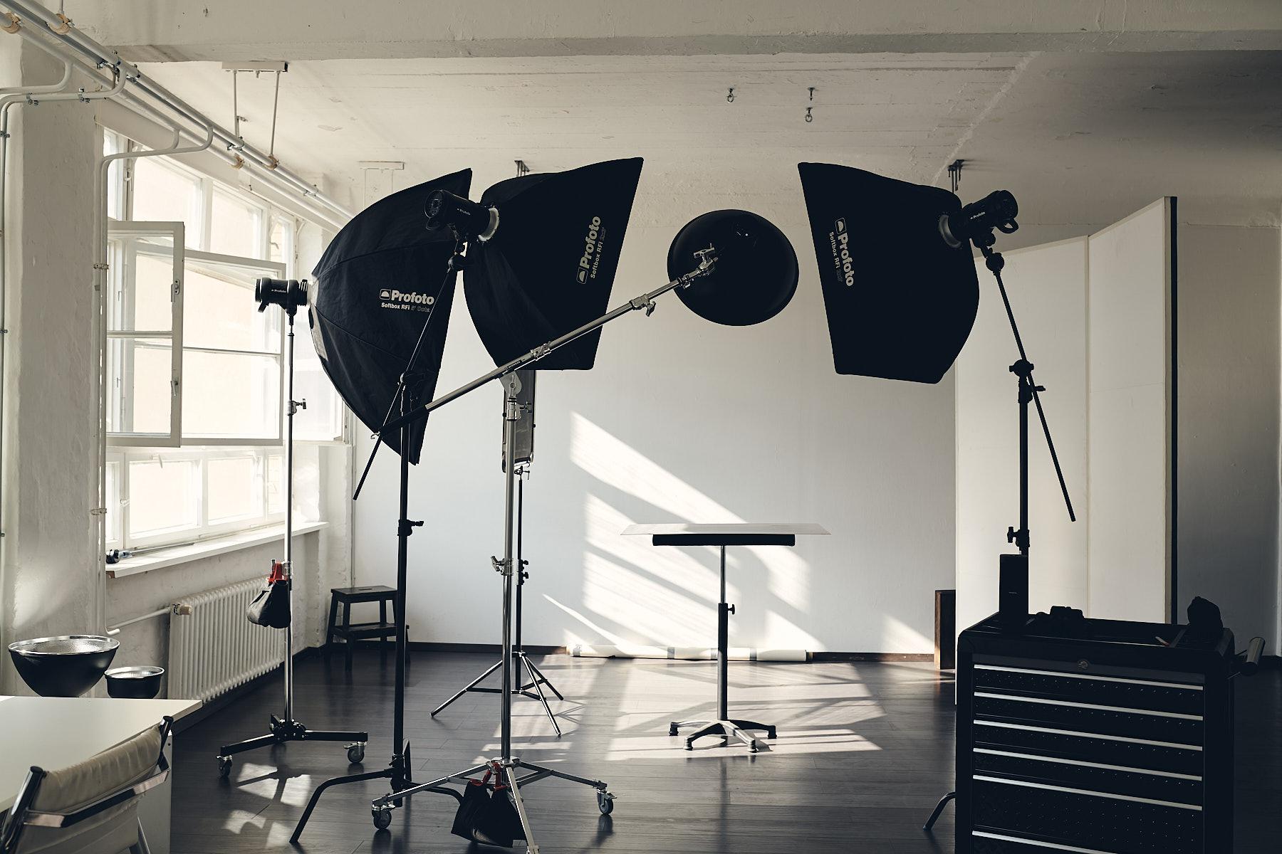 Fotostudio Mietstudio Berlin