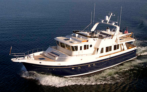Selene 57 Trawler Yacht Full Specification Ocean Trawler